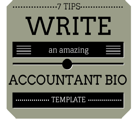 7 Tips For Writing A Cpa Or Accountant Bio With Example Wording