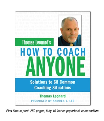 How to coach anyone
