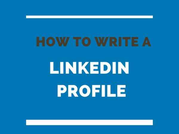how to do a profile